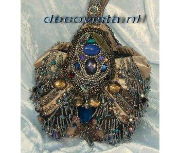 Mary Frances Ecstacy - designer minibag