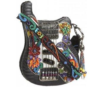 Mary Frances Good Vibes - Mary Frances handbag / minibag