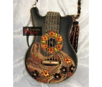 Mary Frances Groupie - Mini Tasche Gitar