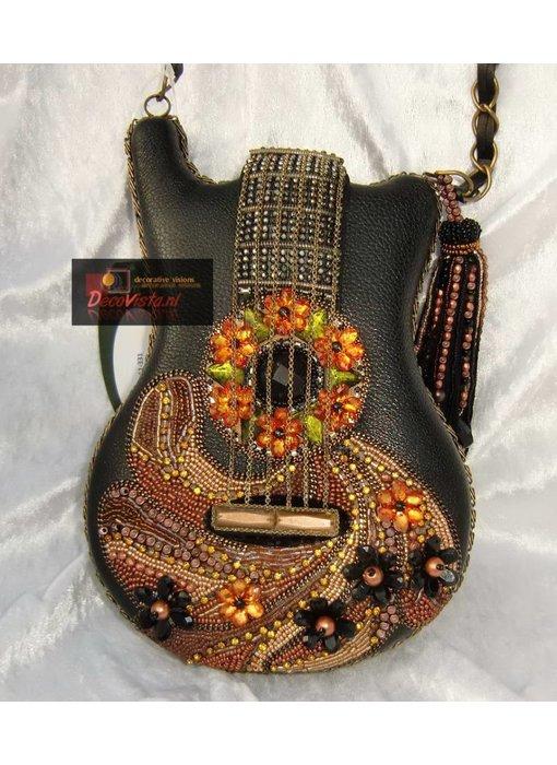 Mary Frances Groupie -  mini bag guitaur