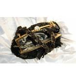 Mary Frances Night Watch - Mary Frances handbag / minibag / evening bag / clutch