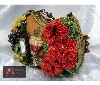 Mary Frances Perfect Pairing - designer minibag