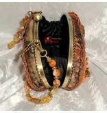 Mary Frances Sun Kiss Coral - Minibag - Handtasche - Abendtasche Mary Frances