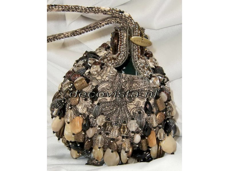Mary Frances Take for Granite - Minibag - Handtasche - Abendtasche Mary Frances