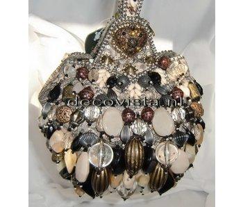 Mary Frances Take for Granite - designer polstas / minibag