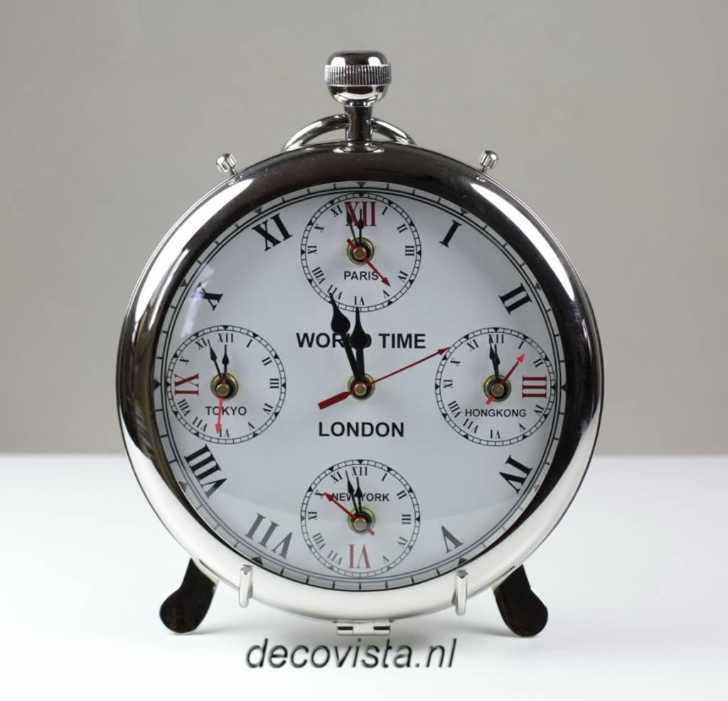 Table Clock Pocket Watch Model Decovista Toms Drag