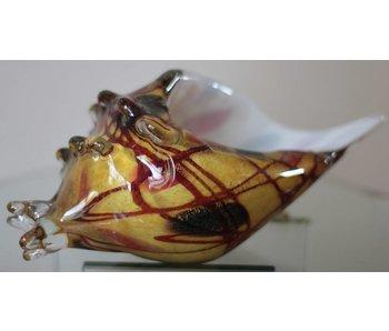 Vetro Gallery Glassculptuur Sea Shell -B-