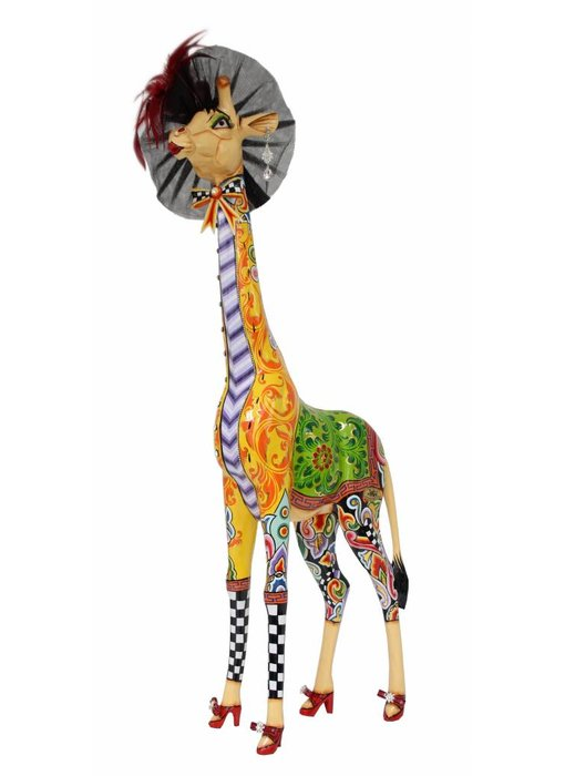 Toms Drag Giraffe Effi -  Large -