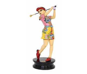 Toms Drag Golfer Katherine