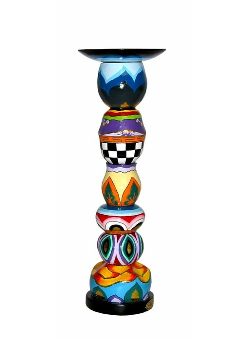 Toms Drag Candlestick - round - M - NOT AVAILABLE BEFORE THE SUMMER