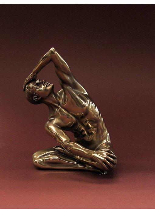 BodyTalk Excercising bodybuilder, nude - M