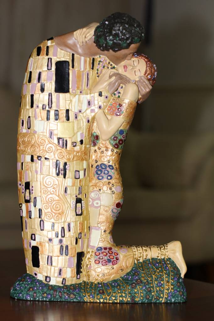 Mouseion Klimt The Kiss 1907 L Decovista Toms