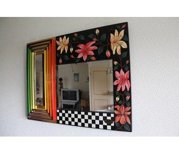 Toms Drag Spiegel, designspiegel, woonkamerspiegel, halspiegel Bora Bora