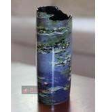 Silhouette d'Art - John Beswick Blumenvase - Monet - Water Lillies