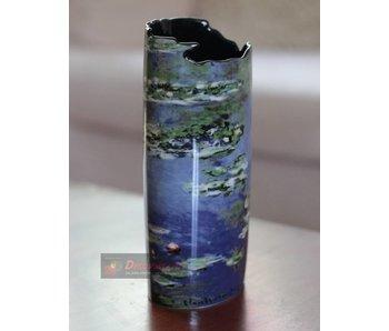 Silhouette d'Art - John Beswick Museum vase - Monet - Water Lillies