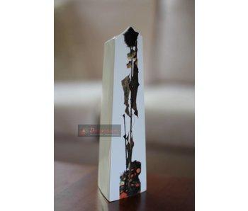 Silhouette d'Art - John Beswick Blumenvase - Schiele