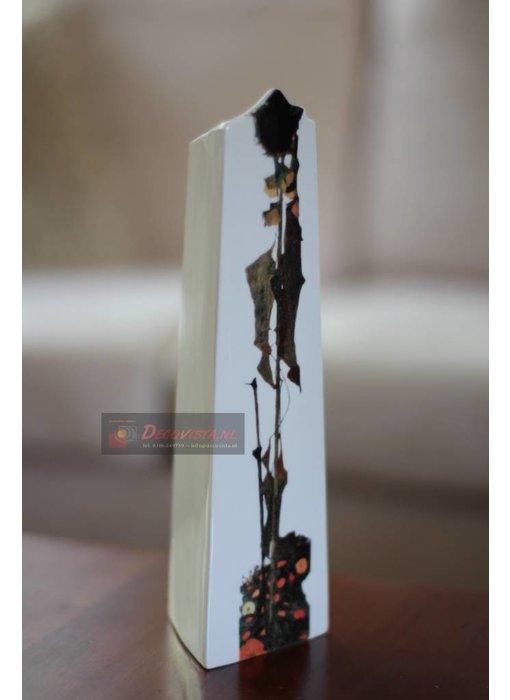 Silhouette d'Art - John Beswick Museum vase - Schiele