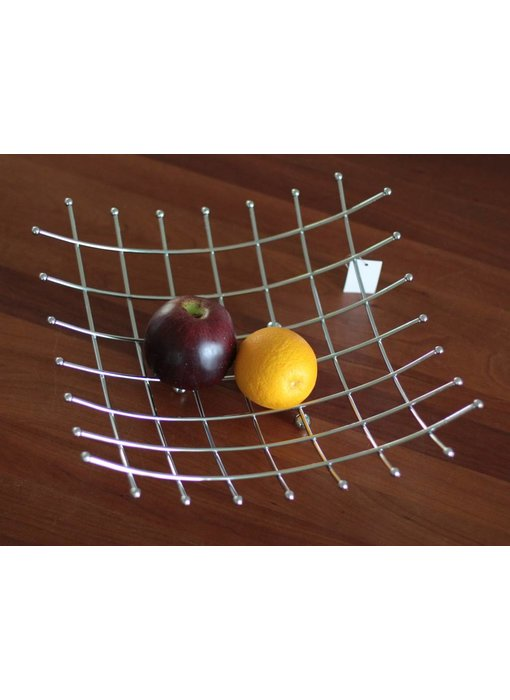 Casablanca Fruit basket Boccia - chrome