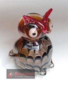 Casablanca Glass sculpture Owl
