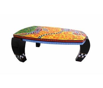 Toms Drag Santa Monica table