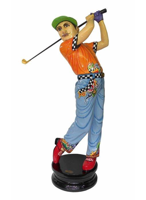Toms Drag Golfspeler Robert  L