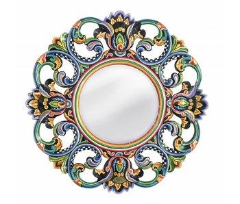 Toms Drag Ronde spiegel, wandspiegel - BC