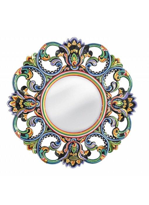 Toms Drag Mirror round - BC