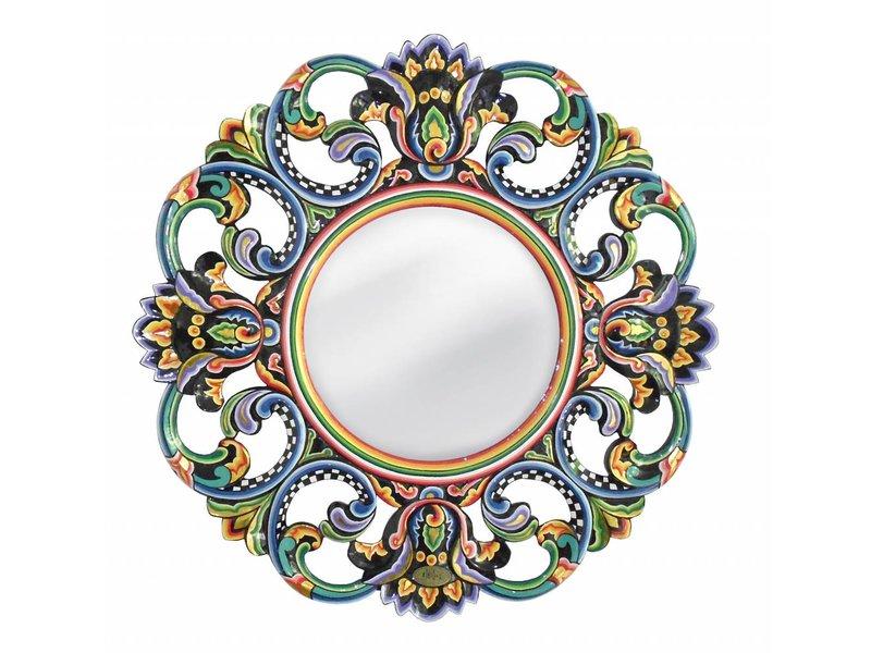 Runde Spiegel toms drag runde spiegel bc decovista wohnaccessoires und