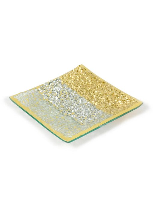 Ashleigh & Burwood Gold and Riches Mosaik plate -M-