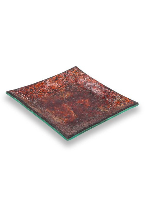 Ashleigh & Burwood Mosaikschale Desert Flame -M-
