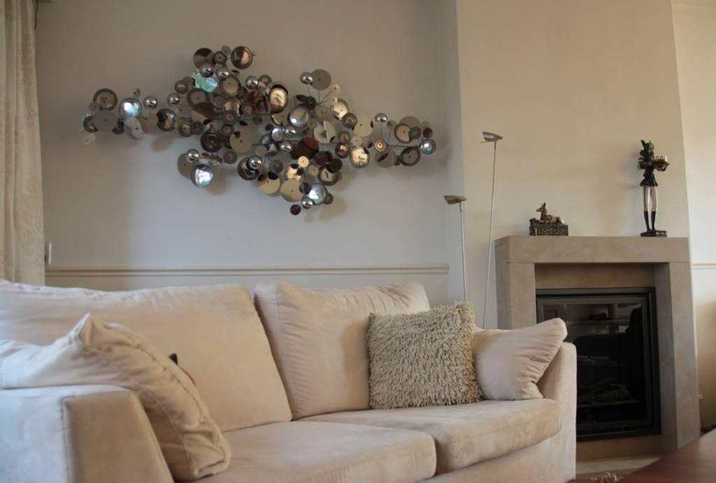 c jer artisan house wandskulptur raindrops silver decovista interior design home decoration. Black Bedroom Furniture Sets. Home Design Ideas