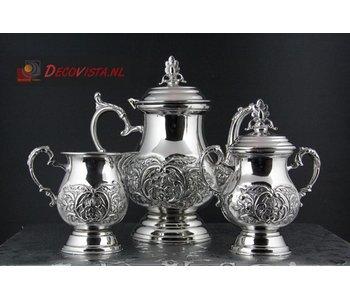 Baroque House of Classics Tea set - 3 pcs.