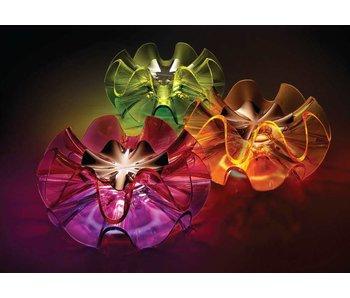QisDesign Flamenca LED Tischlamp - 3er Set