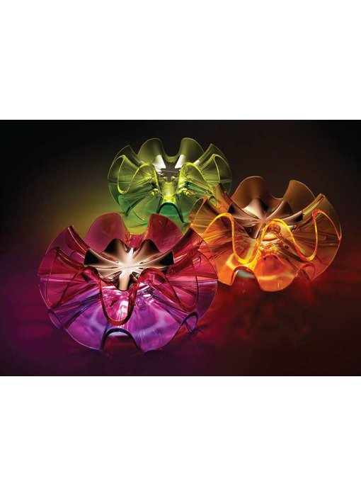 QisDesign Flamenca LED Tischlamp - 3er Set