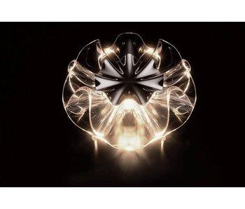 QisDesign Flamenca LED Tischlamp -  TRANSPARENT