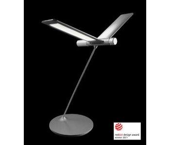 QisDesign Seagull LED Tischlampe - Leselicht
