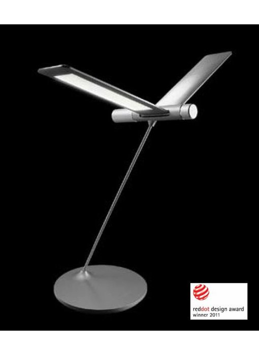 QisDesign Seagull - LED table lamp / reading lamp