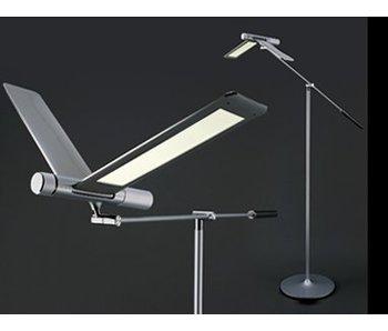 QisDesign Seagull vloerlamp / leeslamp LED