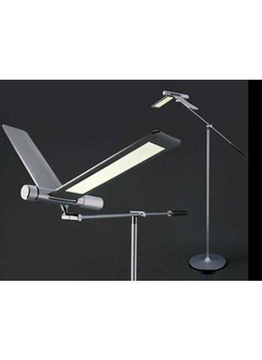 QisDesign Seagull - LED floor lamp / reading lamp