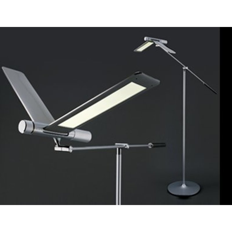 qisdesign seagull led table lamp reading lamp decovista toms. Black Bedroom Furniture Sets. Home Design Ideas