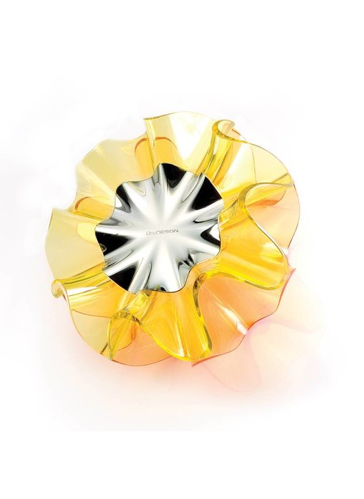 QisDesign Flamenca LED Tischlamp - orange