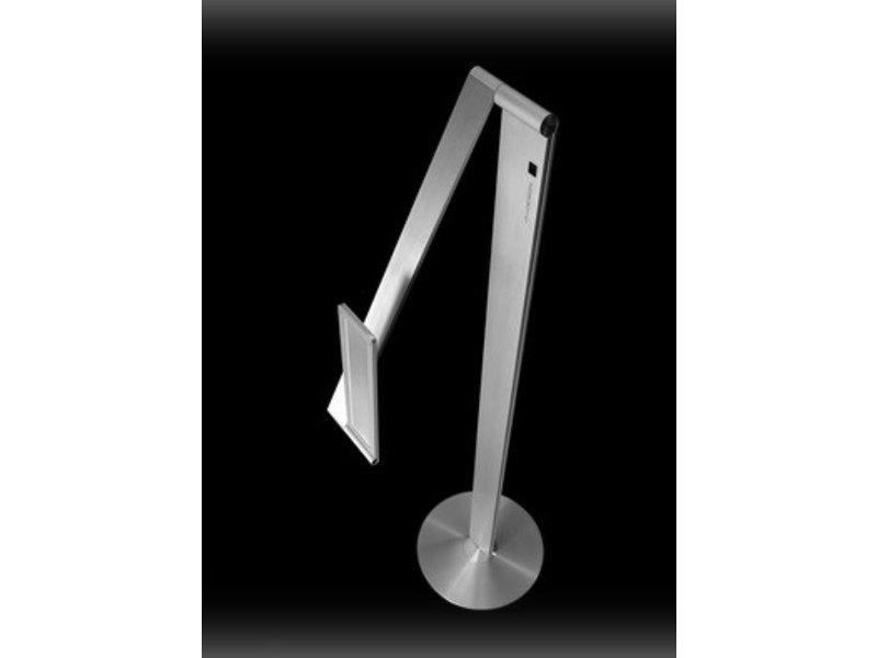 qisdesign be light led floor lamp reading lamp decovista toms. Black Bedroom Furniture Sets. Home Design Ideas