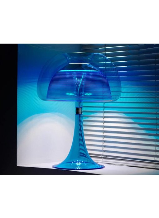 QisDesign Aurelia - LED table lamp - Aqua-Blue