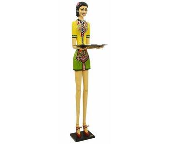 Toms Drag Waitress Betsy