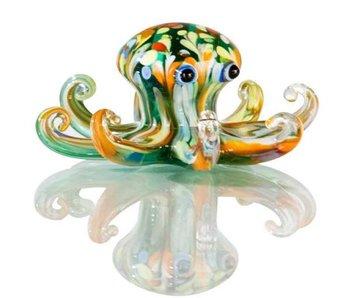 Vetro Gallery Glazen octopus - mini
