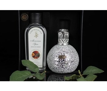 Ashleigh & Burwood Fragrance Lamp giftset Twinkle Star