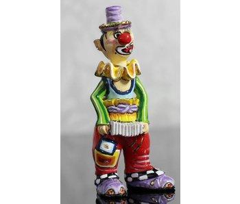 Toms Drag Clown Udino, clowntje