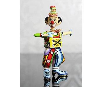 Toms Drag Clown Max,  clowntje