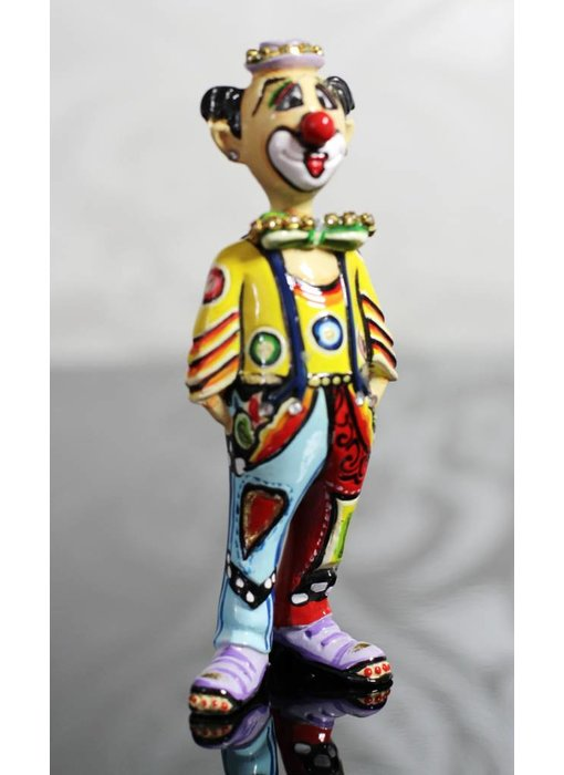 Toms Drag Clown Moretti - clowntje