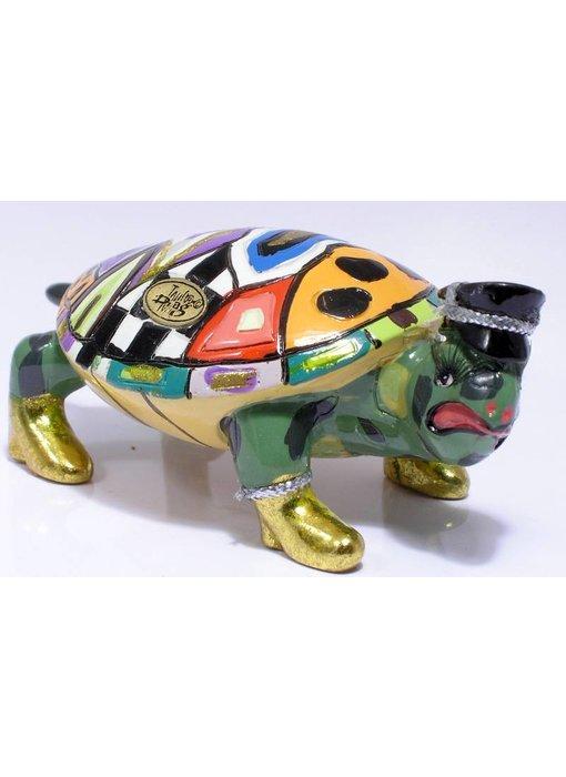 Toms Drag Schildpad Little Elton XS
